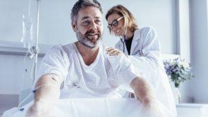Pacient vindecat de COVID-19
